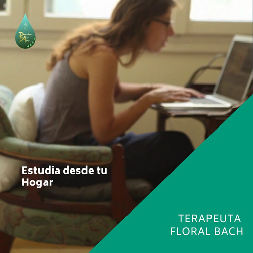 curso flores de bach terapeuta floral diploma y matricula