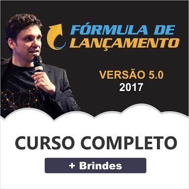 curso fórmula de lançamento 5.0 + 3 top cursos + 3000 brinde