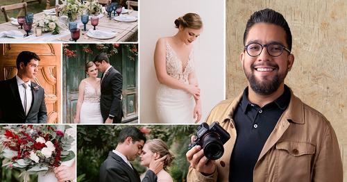 curso fotografía profesional de bodas | crehana