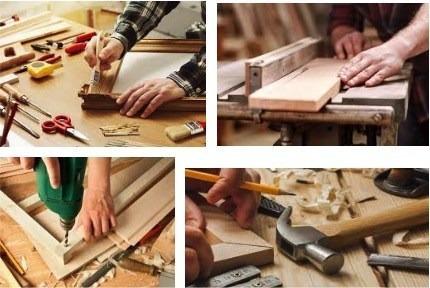 curso gratis de carpitería, muebles y restauración
