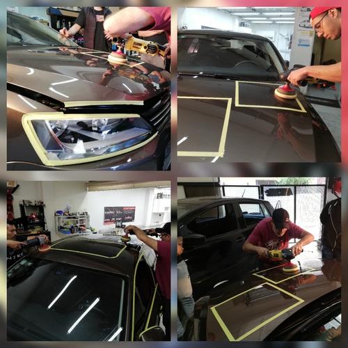curso grupal car detailing!! 2 dias!! 18 y 19 de abril!!