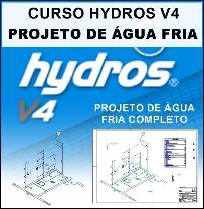 curso hydros v4 - envio imediato