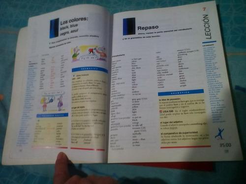 curso ingles larous + cd