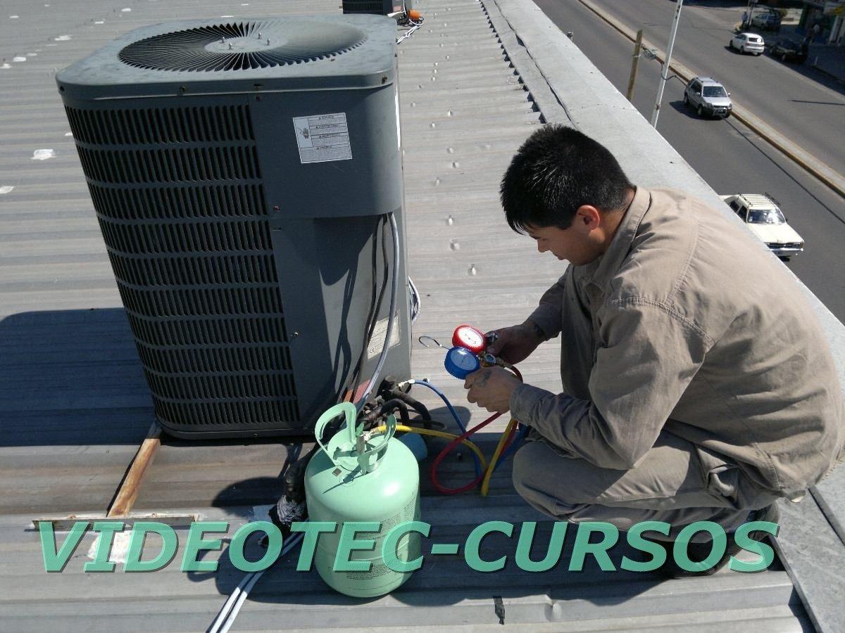 Curso manutencao de ar condicionado