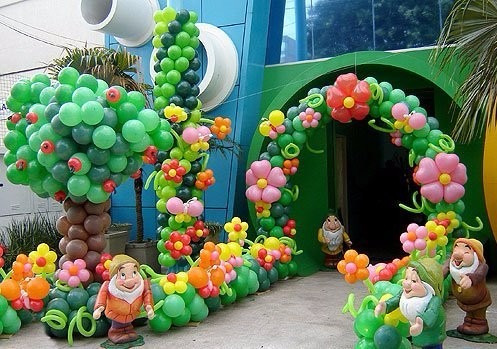 curso intensivo de decoracion con globos decoramos fiestas