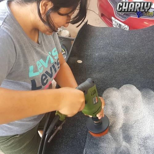 curso intensivo de limpieza de tapizados