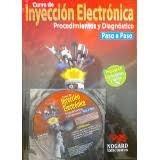 curso  inyeccion electronica automotriz paso a paso 1v. + cd