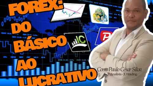 curso jd trading: forex do básico ao lucrativo