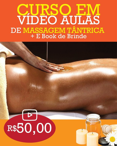 curso livre de massagem tântrica
