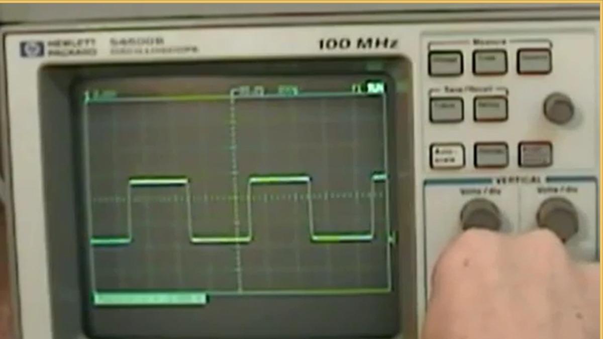 video aula osciloscopio