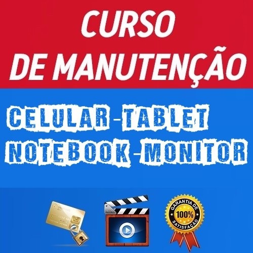 Curso manutencao notebook