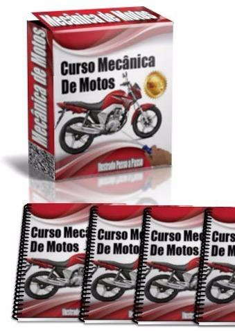 curso mecânica de motos e injeção em 56 dvds vídeo aulas a15