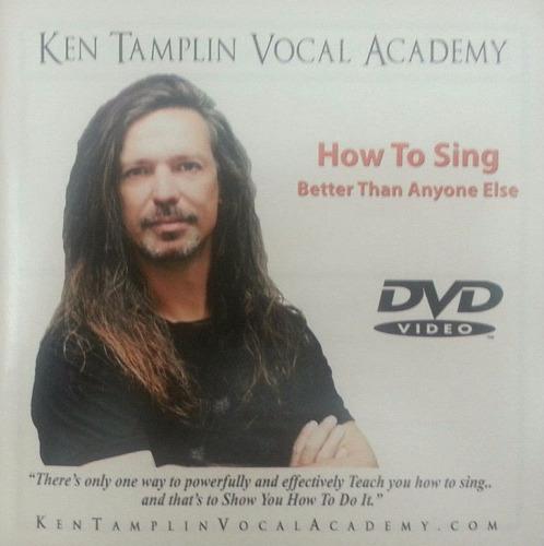 curso-metodo canto  ken tamplin vocal academy audio latino