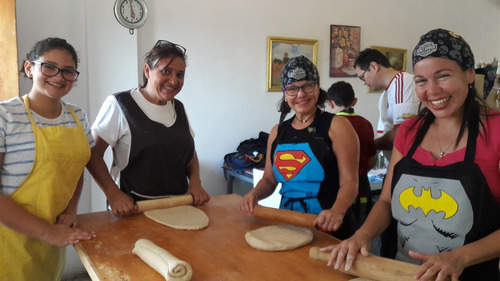 curso  mi pan hecho en casa ·