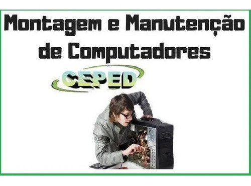 curso montagem e manutenção de computadores