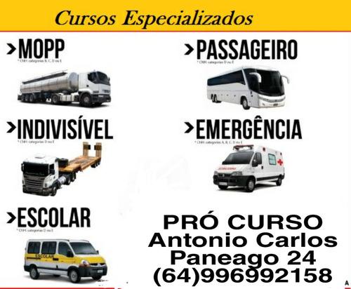 curso motorista profissional
