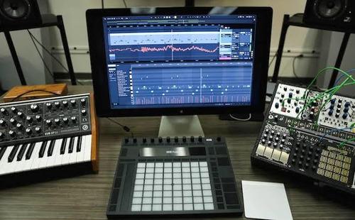 curso música eletrônica