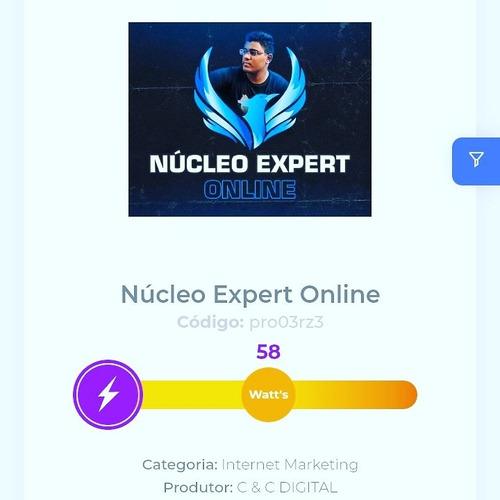curso núcleo expert on-line