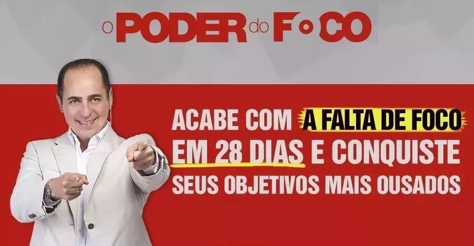 560192af0ef39 Curso  O Poder Do Foco Video Aula Online - R  29,90 em Mercado Livre