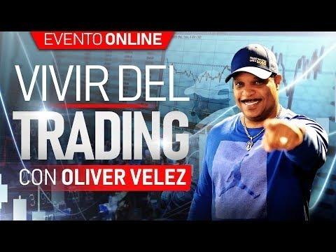 curso oliver velez completo + vivir del trading + bonos