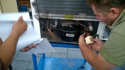curso on line internet refrigeracion electronica aire acondi