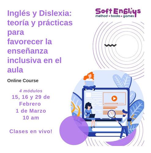 curso online certificado! inglés y dislexia - enseñar a leer