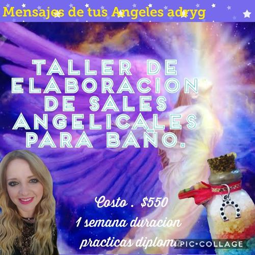 curso online de elaboración de sales angelicas
