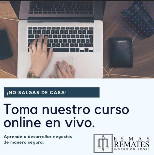 curso online de remates hipotecarios