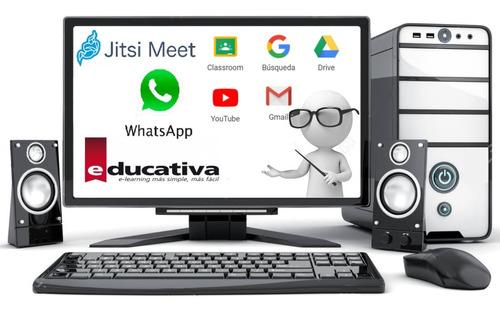 curso online: herramientas para clases virtuales