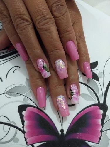 curso para  manicure . curso de alongamentos de unhas