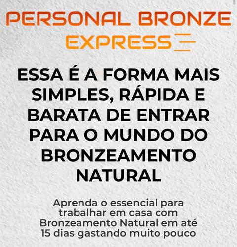 curso personal bronze express