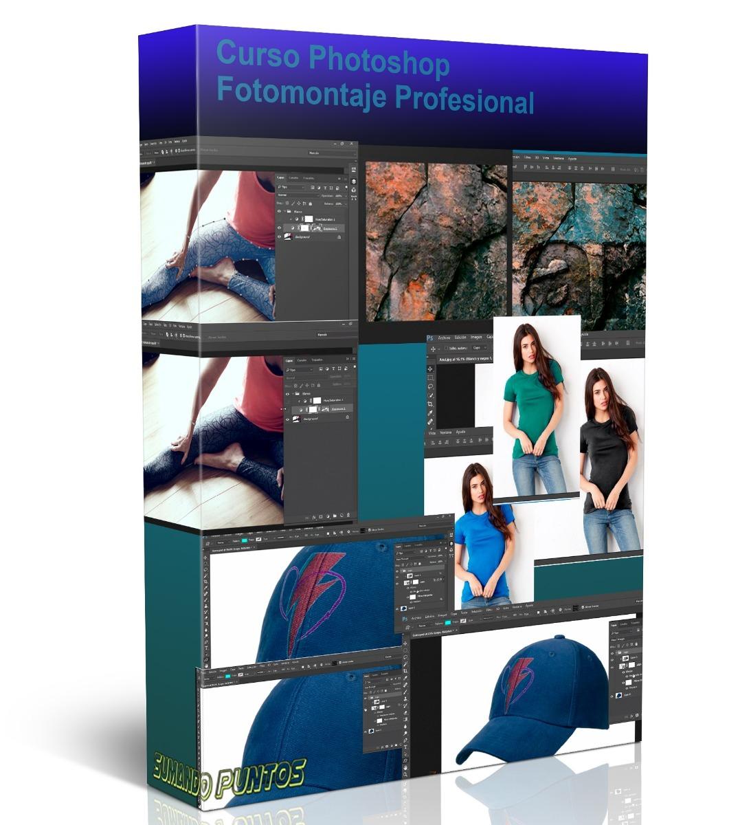 Curso Photoshop Trucos Imprescindibles Para El Fotomontaje