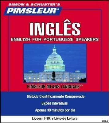 curso pimsleur inglês para brasileiros + 2 cursos bônus