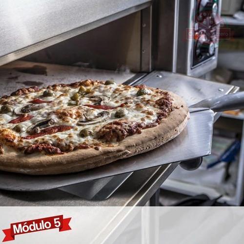 curso pizzero online