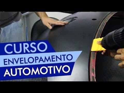 curso polimento automotivo + envelopamento +(brinde) 15 dvds