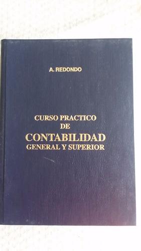 curso práctico de contabilidad general y superior tomo i