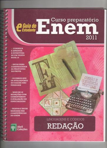 curso preparatório enem 2011 redação linguagens e códigos d5