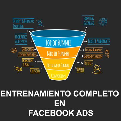 curso  presencial de facebook  ads y marketing digital