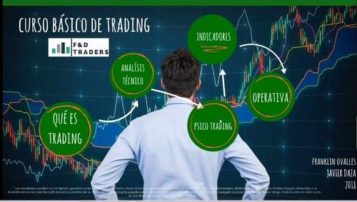 curso profesional de trading  f&d traders