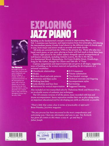 curso profesional jazz piano tim richards yamaha korg roland