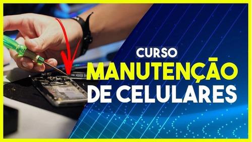 curso profissional de manutenção de celular