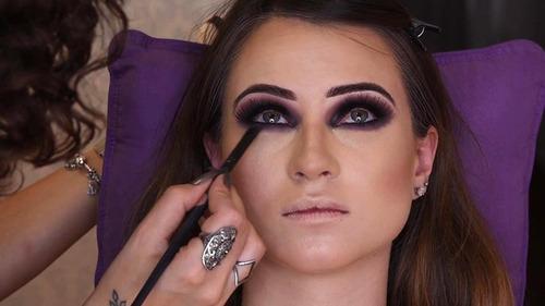 curso profissional de maquiagem 4 em 1