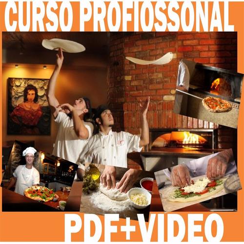curso profissional de pizzaiolo