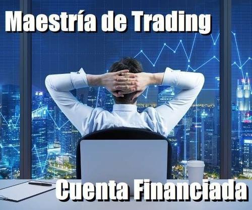 curso programa self start trader de ift - trading nivel iii
