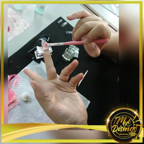 curso quiropedia cejas depilación uñas manicure caracas myl