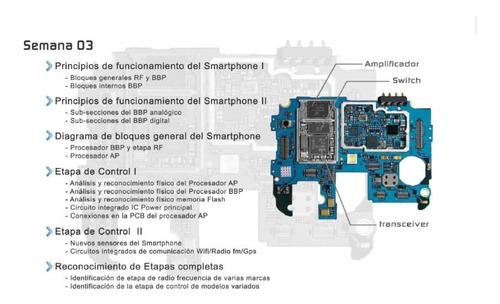 curso reparacion de celulares - electronica aplicada