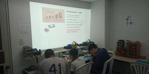 curso reparacion de celulares personalizado (5 días)