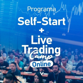 Curso Self Start + Live Trading Camp Oliver Velez + Day Tra