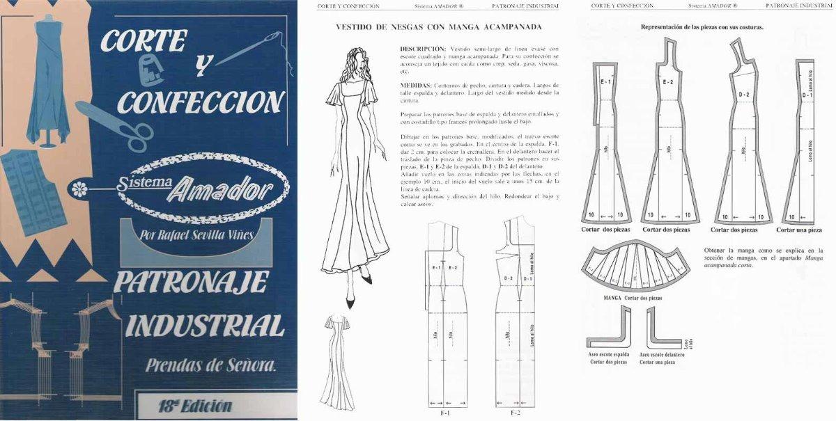Curso Sobre Moda Corte, Confección, Diseño Y Patronaje - $ 200,00 en ...