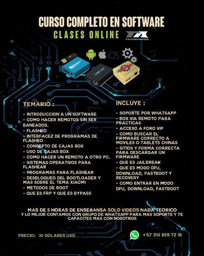 curso software online